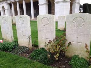 mémorial canadien première guerre mondiale à Vimy