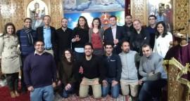 antiokia rencontre coptes villejuif
