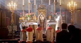 La messe de rite arménien