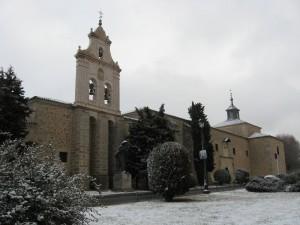 Monastère de l'Incarnation à Avila