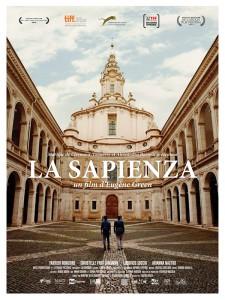 affiche film La Sapienza