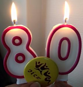 80 ans JICF