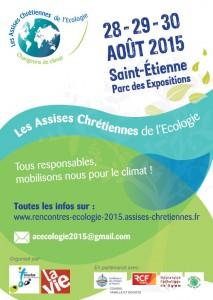 Affiche Ecologie août 2015