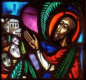 christ arrivée à jérusalem (CNS photo de Crosiers)