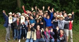 Le groupe des jeunes Français de Düsserldorf