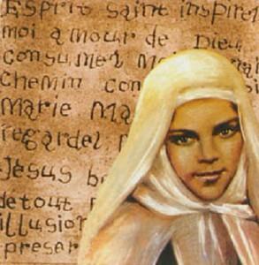 Sainte Mariam Bouardy, carmélite et palestinienne