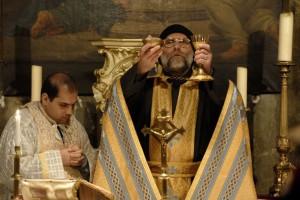 La Messe à Saint-Ephrem