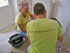 """""""Une solidarité à bâtir"""""""