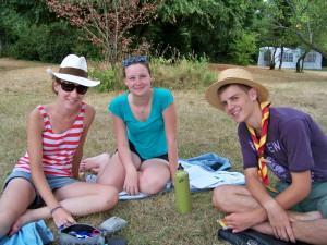scouts vacances engagées CCFD