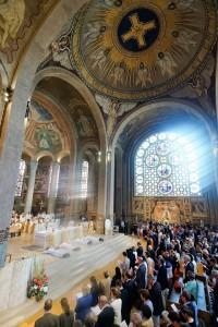 Ordination diaconale à la Cathédrale de Nanterre