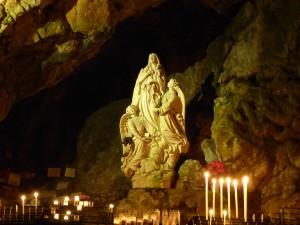 Sainte Marie-Madeleine à la Sainte-Baume