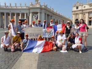 MEJ - rencontre mondiale Rome 2015