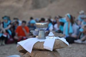 terre sainte - eucharistie