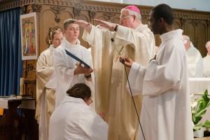 Consecration vierge consacrée