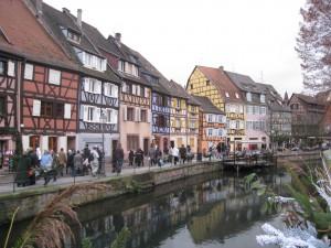 L'Alsace, berceau d'une partie de ma famille, avec ses paysages et délicieuses spécialités gastronomiques