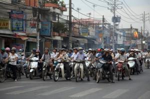 Saigon, Vietnam. Copyright : Sean SPRAGUE/CIRIC