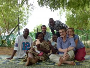 journal d'un jeune couple de volontaires - henri et marie-marthe