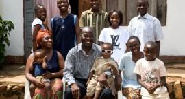 Famille africaine Copyright : Nabil BOUTROS/CIRIC