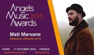 matt marvane-angel music awards