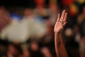 JMJ rio 2013 - prière - louange