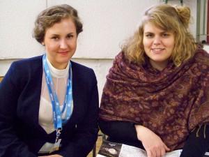 Vera, de Russie et Mathilda de Suède