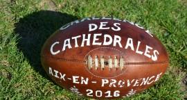 Ballon - challenge des cathédrales