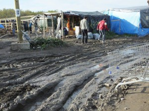 jungle de Calais - migrants - pax christi jeunes