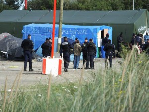 jungle Calais - pax christi jeunes
