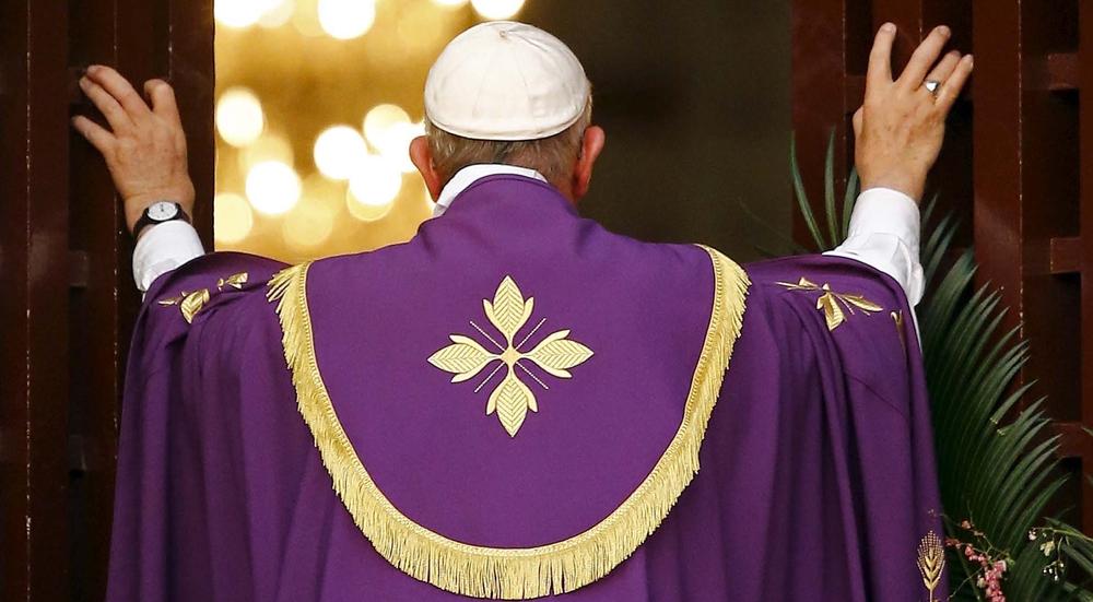 pape françois portes miséricorde