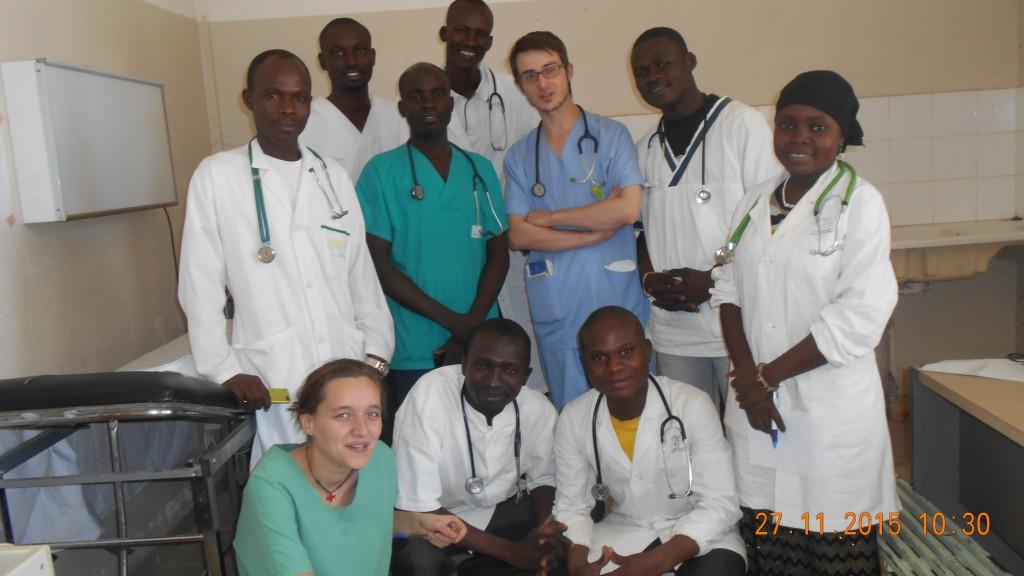 volontaires DCC au Tchad