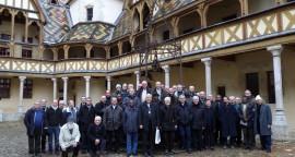 pélerinage ars prêtres diocèse cambrai - journal d'un jeune prêtre