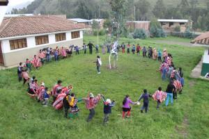 yunsada circle - volontaire pérou