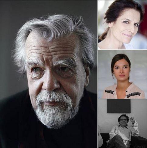« Sainte Faustine », écrit par Daniel Facerias, avec les comédiennes Marie Lussignol et Françoise Thuriés et Michael Lonsdale à la mise en scène