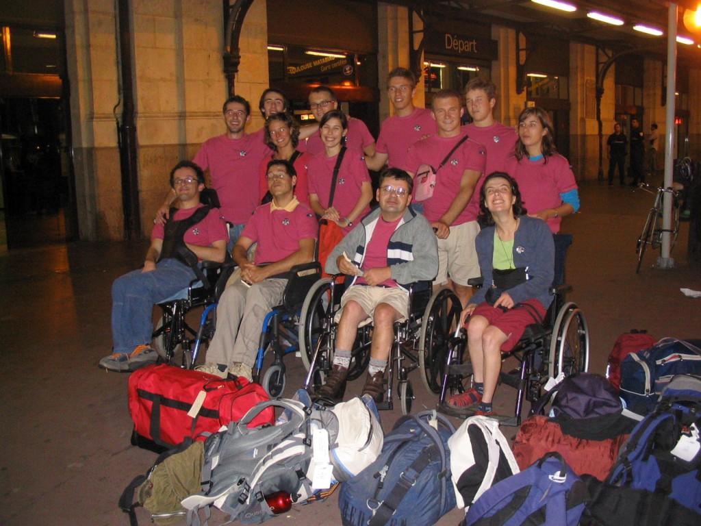 claire - jmj - handicap
