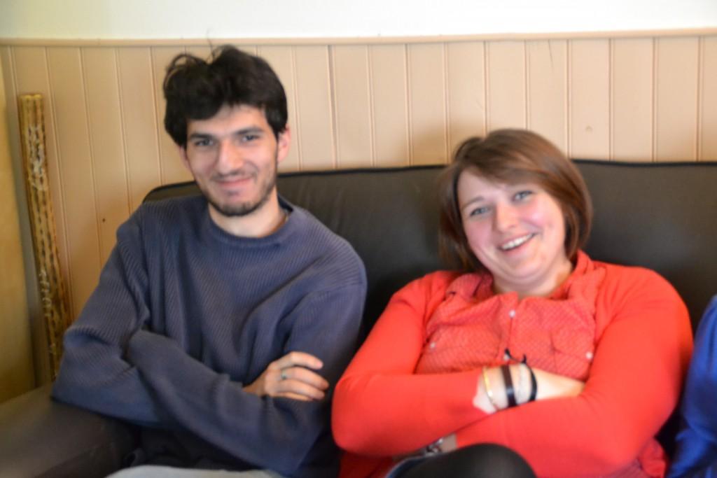 Edwin et Béatrice