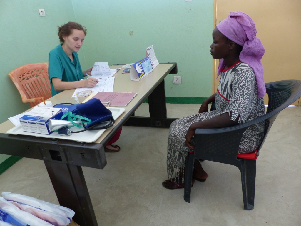marie-marthe volontaire DCC tchad