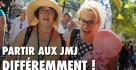 Partir aux JMJ différemment