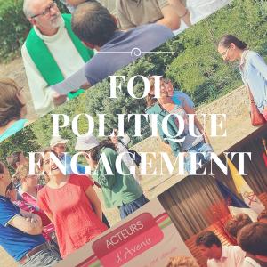visuel formation foi et engagement politique