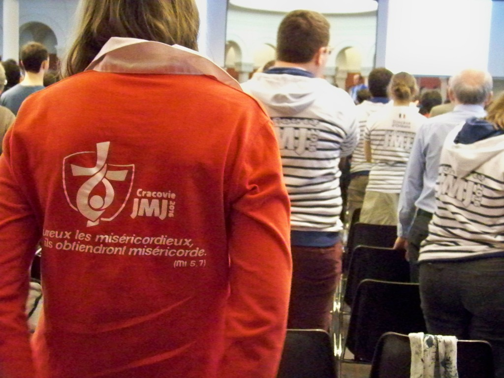 rencontre nationale jmj cracovie