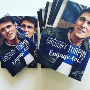 Livre Grégory Turpin