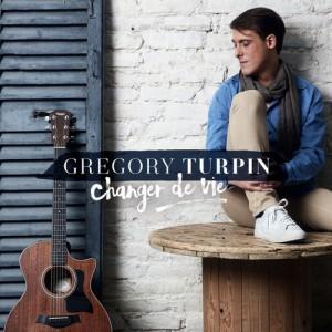couverture album Grégory Turpin