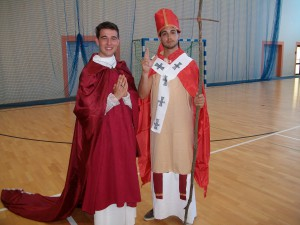 saints pologne jmj arras