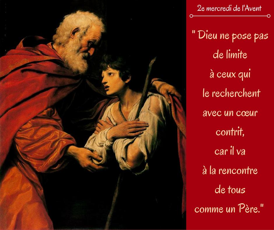 Le Retour de l'enfant prodigue, Leonello Spada, Musée du Louvre.