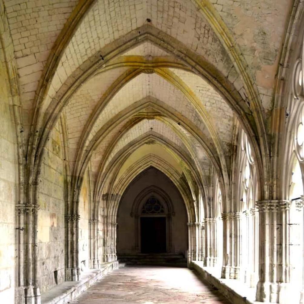 Cloitre Saint Wandrille